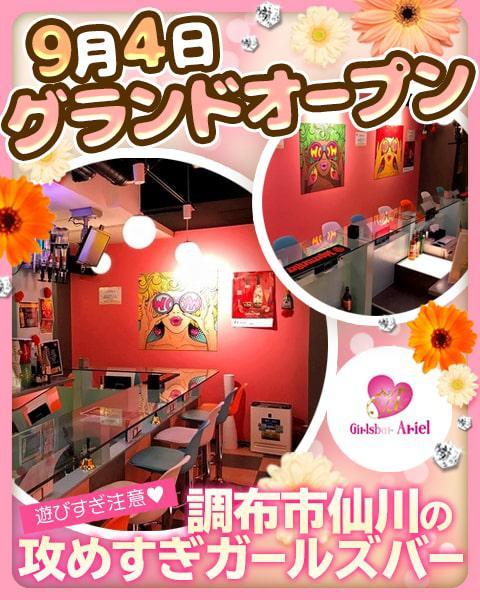 Girls Bar Ariel (アリエル)[府中・調布]