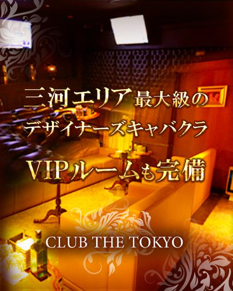 CLUB THE TOKYO (クラブ ザ トウキョウ)[安城・刈谷・知立]